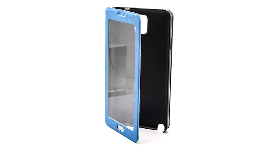 Protective PU + PC Case for Samsung Galaxy Note III