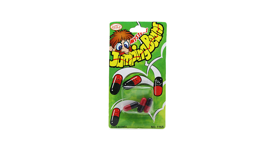 Jumping Beans Trick Toy for April Fool's Day (5-Pack)