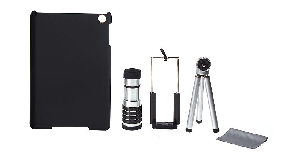 Image of 12X Optical Zoom Telephoto Lens for iPad Mini
