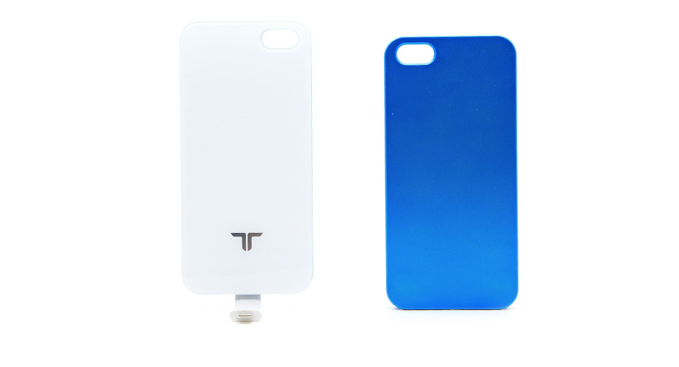 2800mAh Magnetic Adsorption Combined Mobile Power Bank with Case for iPhone 5