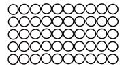 10mm: 50-Pack, Black