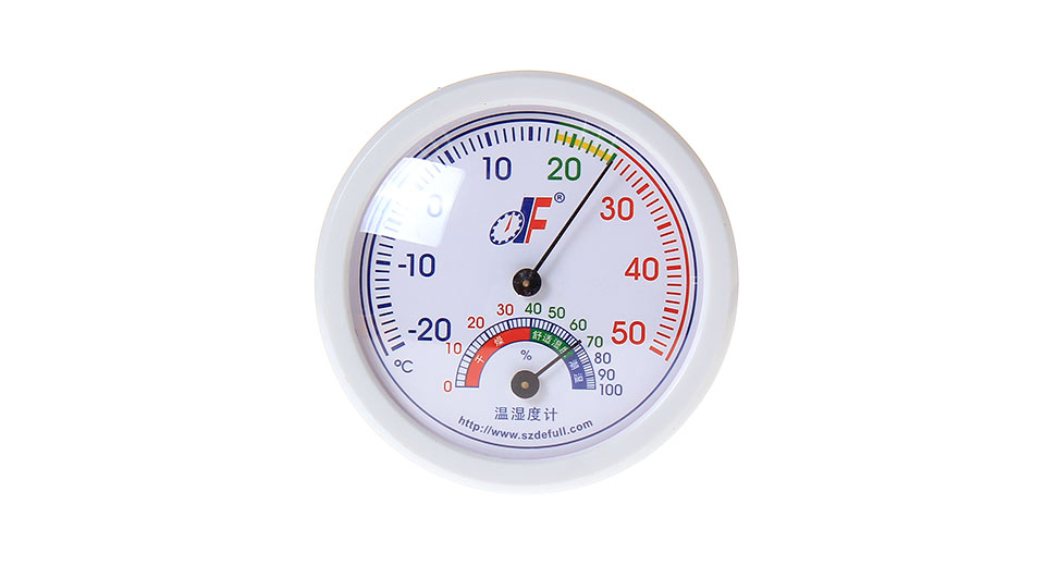 TH108 Indoor / Outdoor Hanging Thermo-hygrometer
