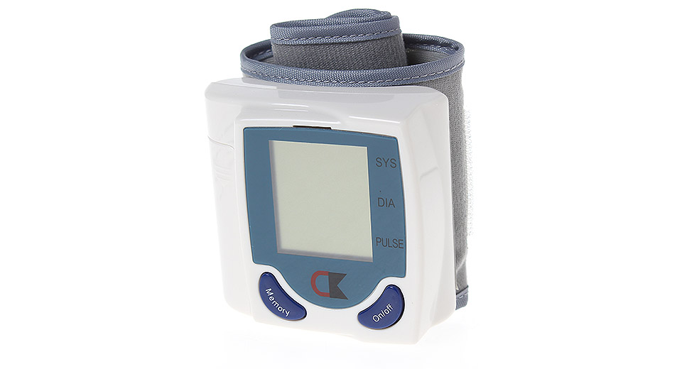 Product Image: ck-101-1-7-lcd-automatic-digital-wrist-blood