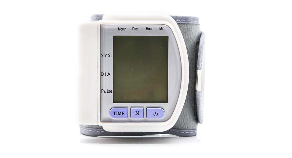 Product Image: ck-103-1-7-lcd-automatic-digital-wrist-blood