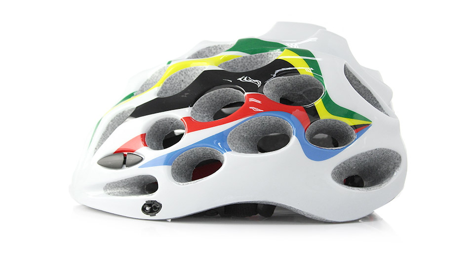 Image of 822 Integrally Molded EPS+PC MTB Road Cycling Helmet