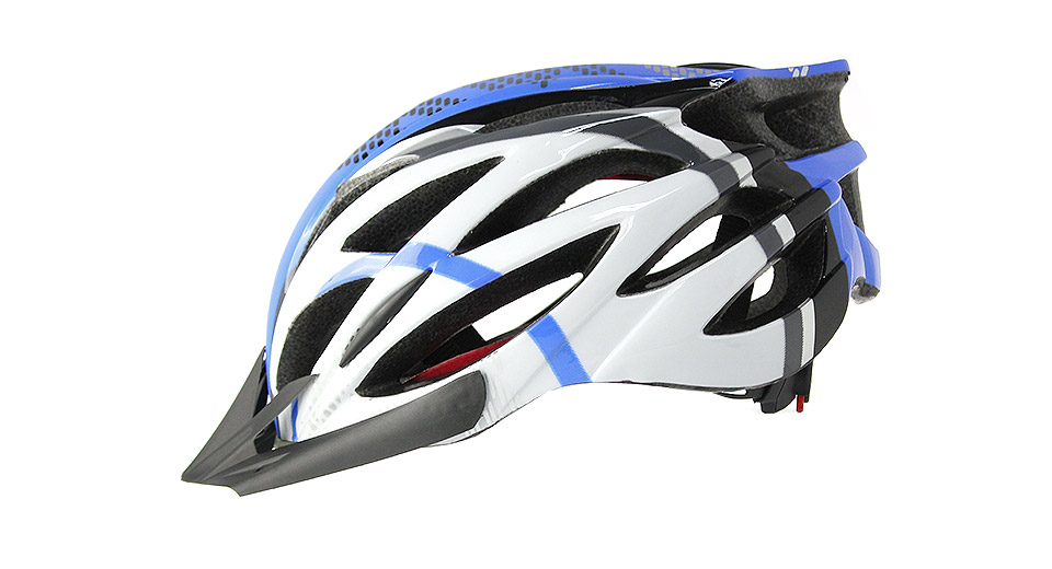 Image of 039 Integrally Molded EPS+PC MTB Road Cycling Helmet