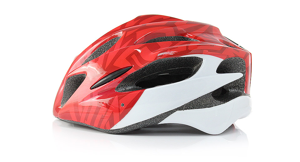 Image of 813 Integrally Molded EPS+PC MTB Road Cycling Helmet
