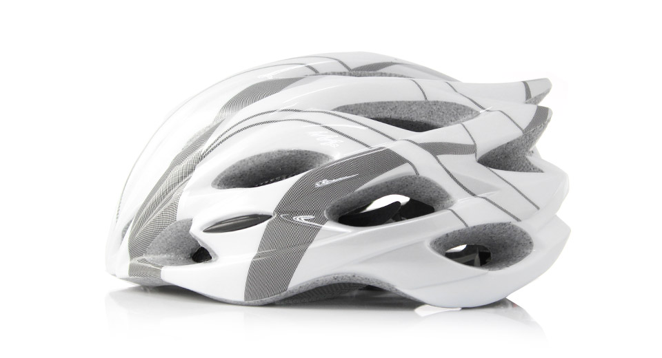Image of 047 Integrally Molded EPS+PC MTB Road Cycling Helmet