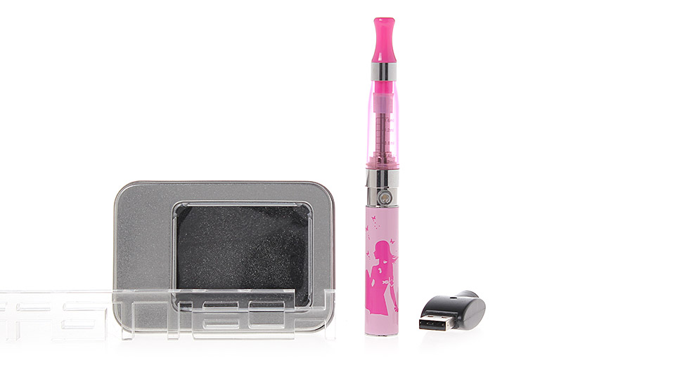 eGo-CE5 650mAh Rechargeable Starter Kit