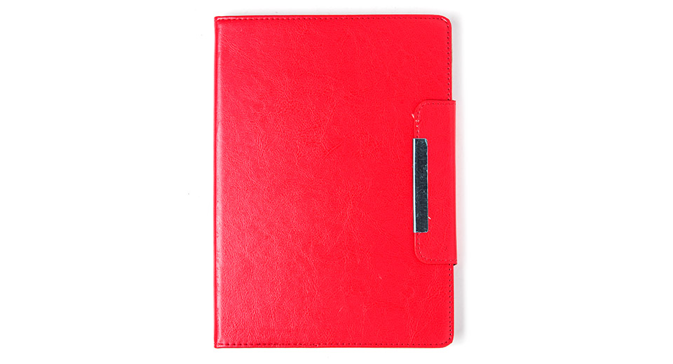 Protective PU + TPU Flip-open Support Case for iPad Air