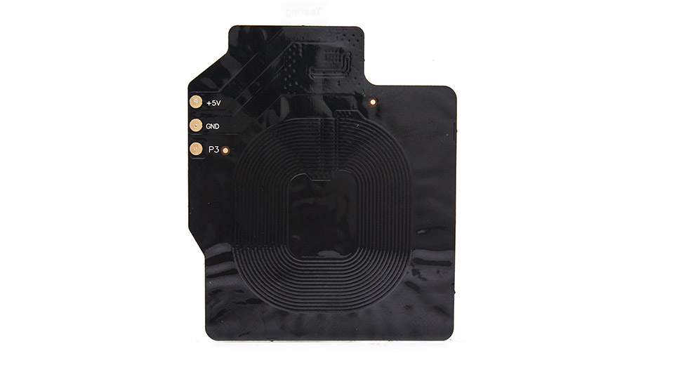 Qi Inductive Wireless Charging Receiver Patch for Samsung Galaxy Note III