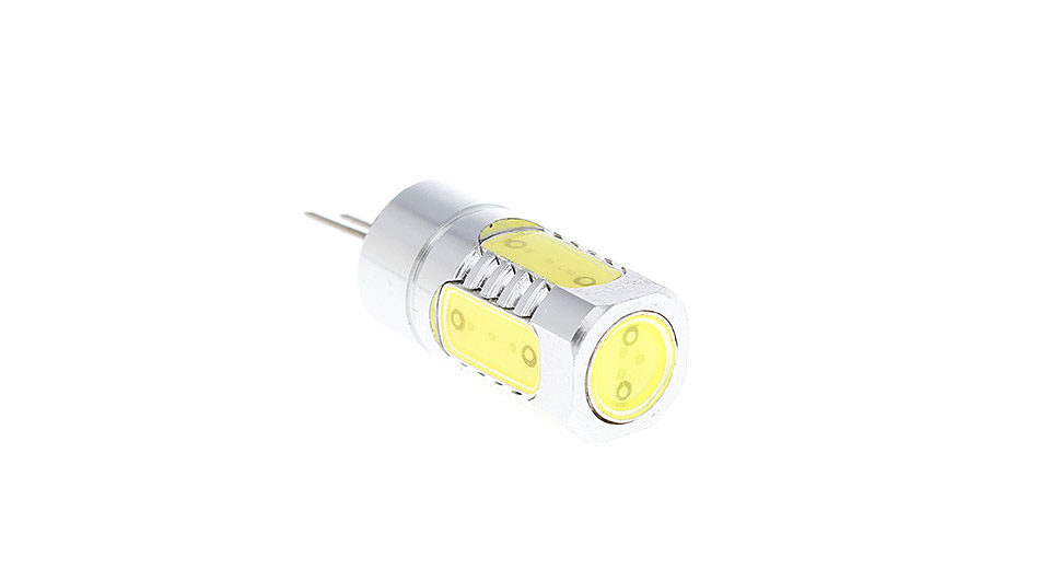 AX240 G4 7.5W 5-LED 130-Lumen 6000-6500K Pure White LED Light, 7.5W, 5-LED, 130LM, 6000-6500K