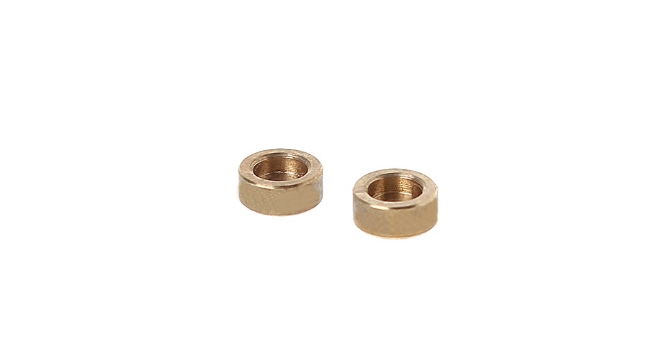 Image of 5mm*2mm Brass Pillars for Electronics DIY (2-Pack)