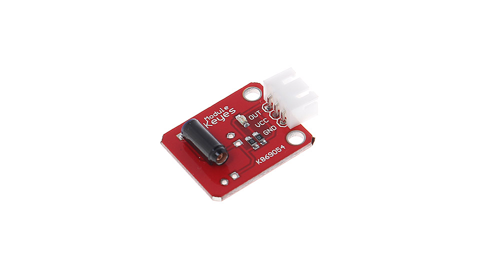 KEYES DIY 3-pin Vibration Switch Sensor Module for Arduino