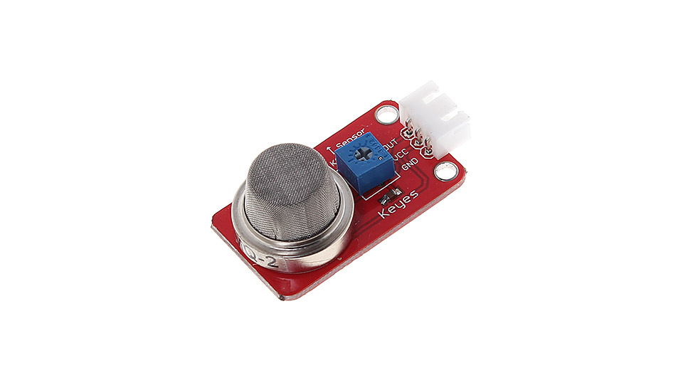 KEYES DIY 3-pin MQ2 Smoke Gas Sensor Module for Arduino