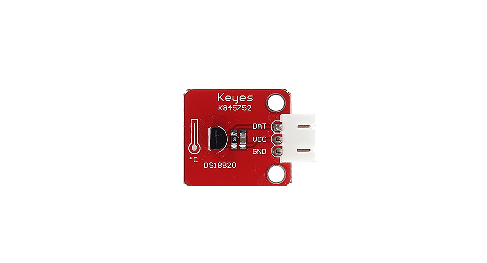 1585705 Keyes 18b20 Temperature Sensor Module For Arduino on active piezo buzzer module