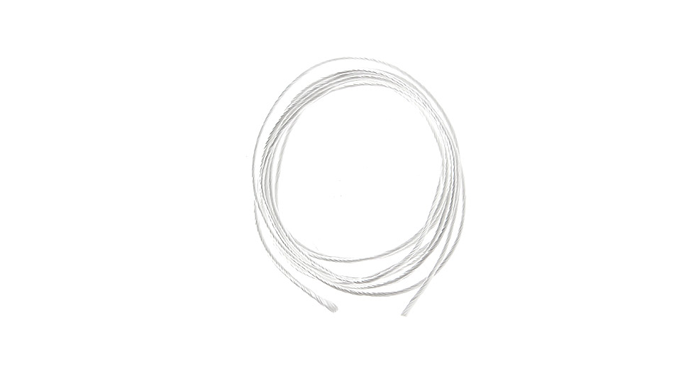 Image of 1.0mm Twisted Silica Wick (1M / 3.3ft)