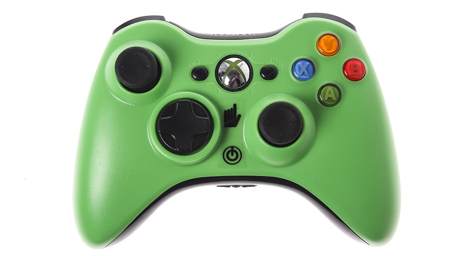 Image of 2.4GHz Wireless Controller for Xbox 360