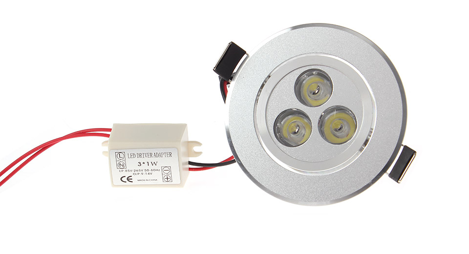 Product Image: lson-l-85-3w-3-led-90lm-6000-6500k-neutral-white