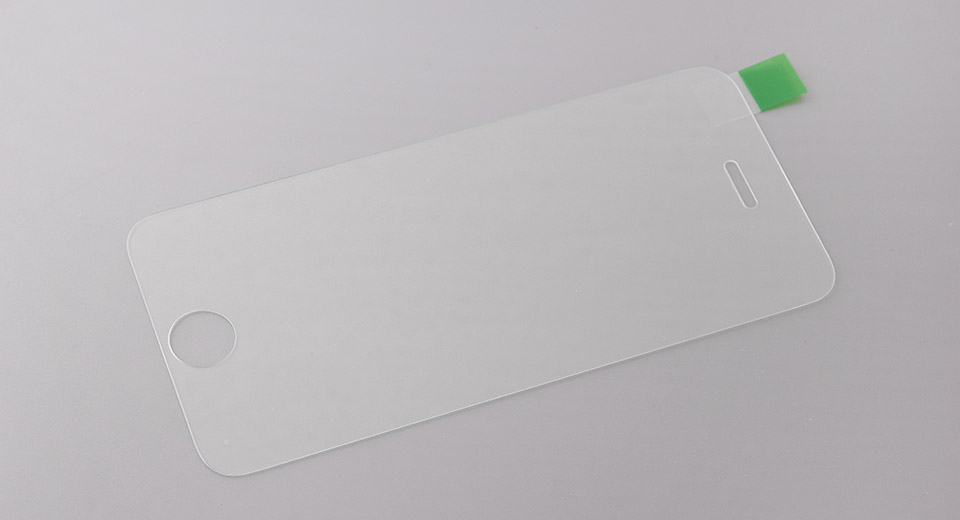 Tempered Glass Screen Protector for iPhone 5 / iPhone 5c / iPhone 5s