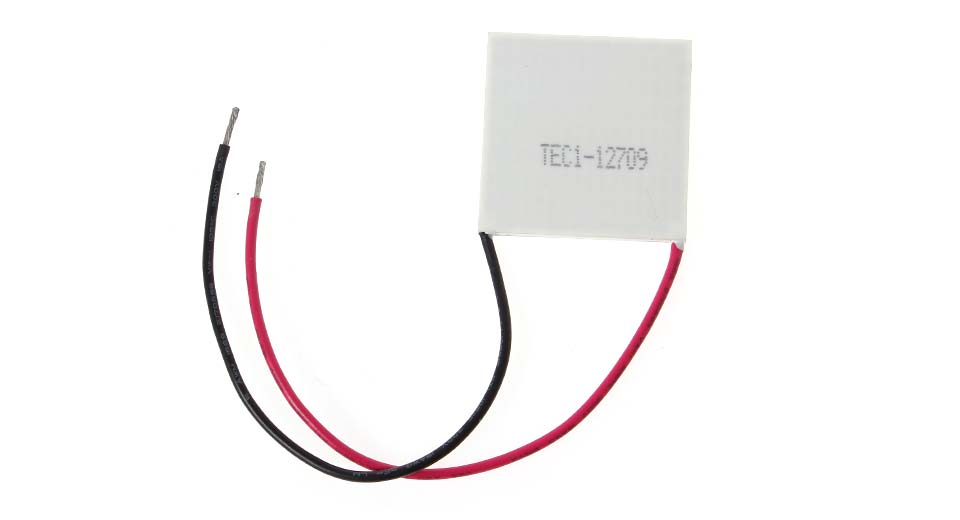 TEC1-12709 15.4V 82W Thermoelectric Cooler Peltier
