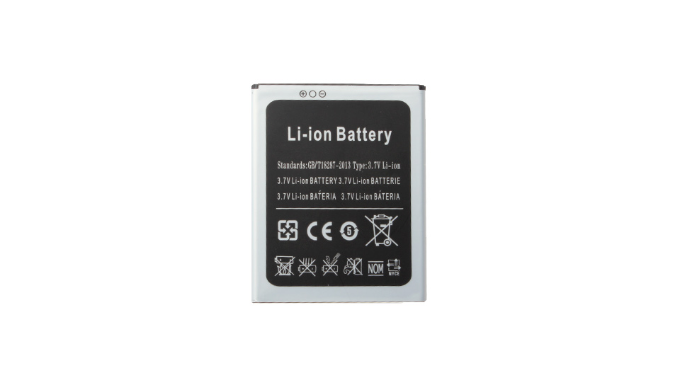 Replacement 3.7V 2500mAh Li-Ion Battery for MP707 Smartphone
