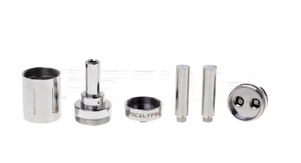 Image of Apocalypse Style Dual Coil Heads Atomizer (1.5ml)