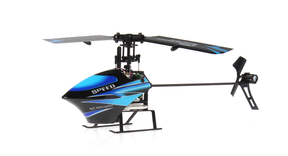 WLtoys V933 2.4GHz 6-Channel Flybarless R/C Helicopter