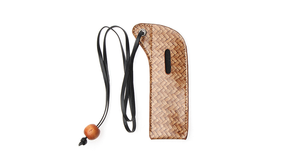 PU Carrying Pouch w/ Lanyard for eGo Battery