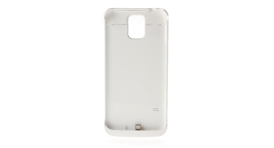 3800mAh Rechargeable External Battery Back Case for Samsung S5 i9600