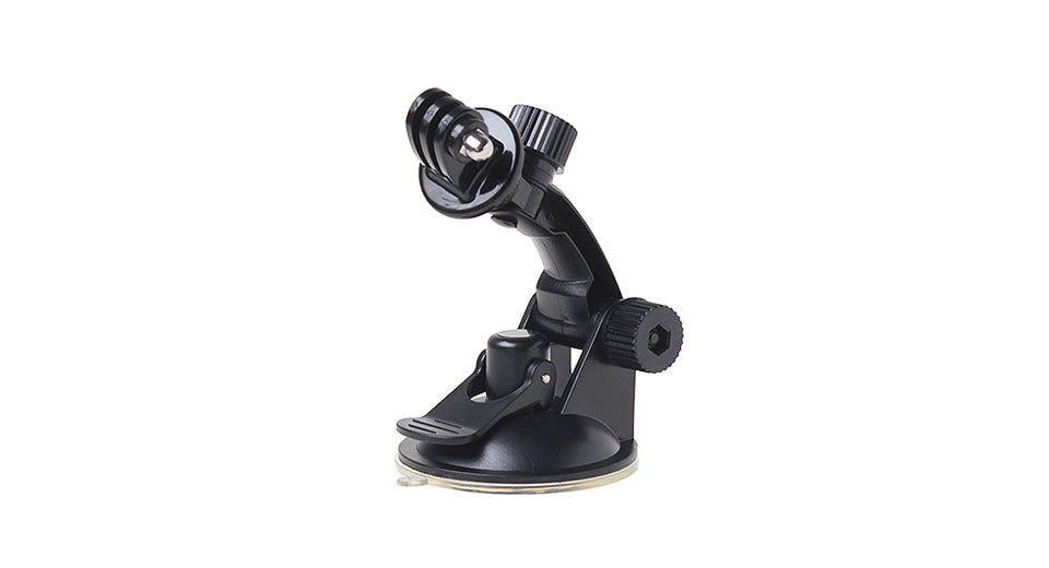 GoPro GP61 Suction Cup Holder w/ Tripod Adapter for GoPro Hero3+/3/2/1