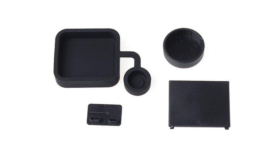 GP133 Lens Cap Set for GoPro Hero3+