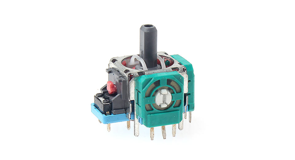 ALPS Replacement 3-pin 3D Analog Joystick Module for PS4 Controller