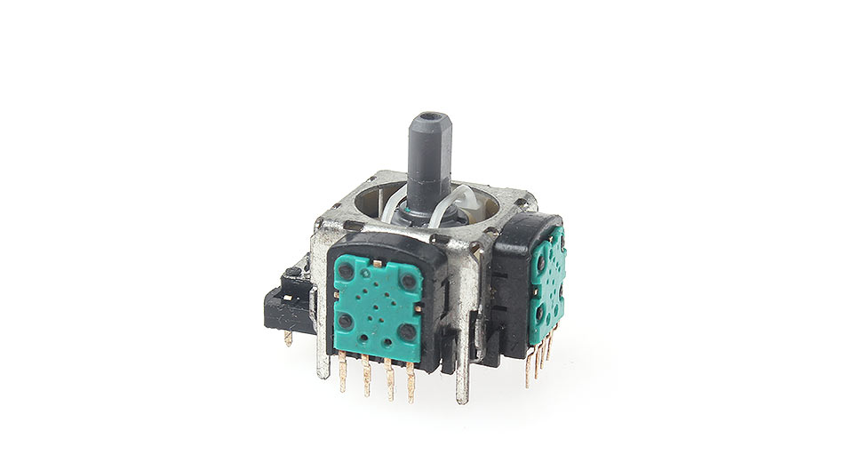 ALPS Replacement 4-pin 3D Analog Joystick Module for PS3 Controller
