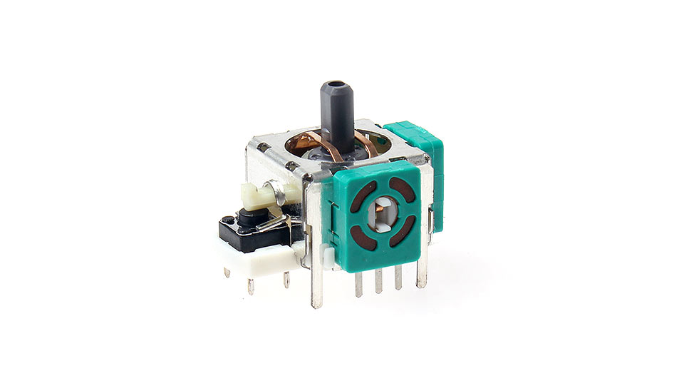 ALPS Replacement 3-pin 3D Analog Joystick Module for Xbox 360 Controller