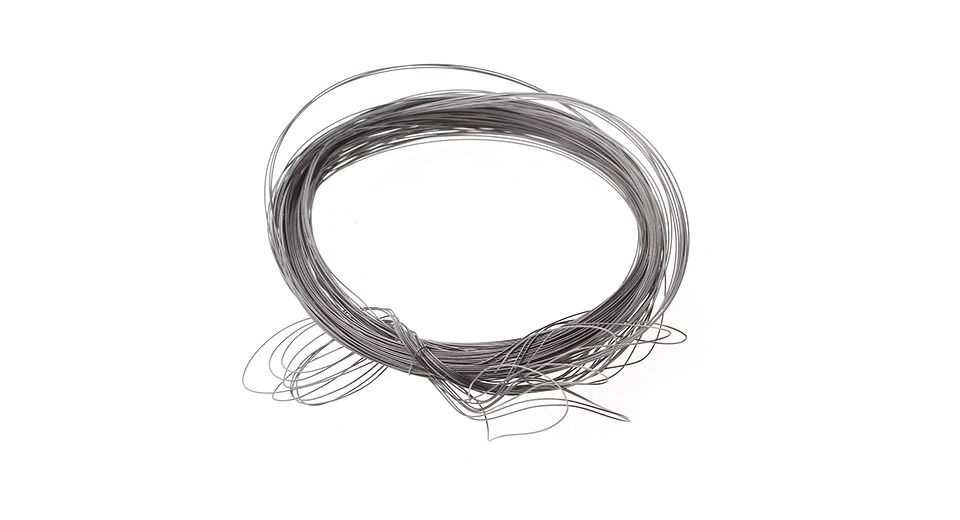 Image of Authentic Kanthal A1 FeCrAl Alloy Resistance Wire for Rebuildable Atomizer