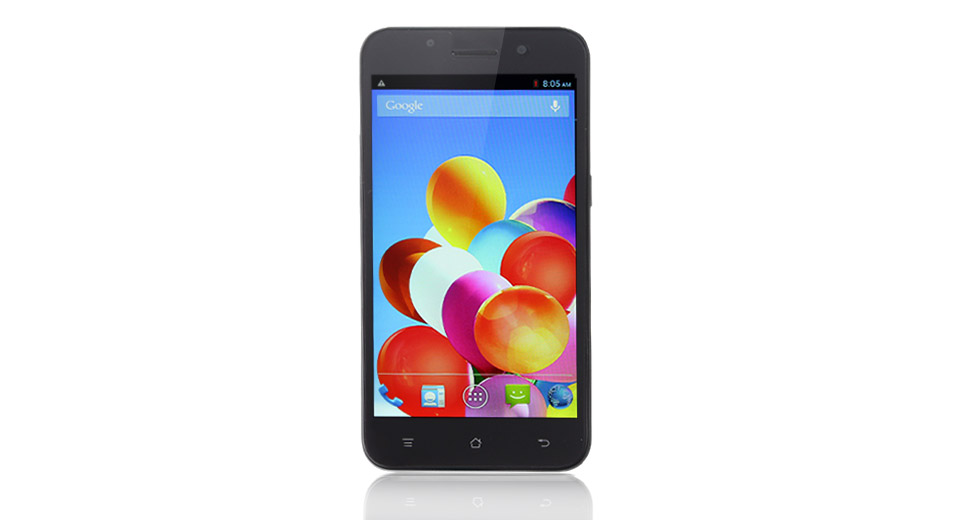 "Image of A2000 5"" IPS Quad-Core Android 4.2.2 Jellybean 3G Smartphone (4GB)"