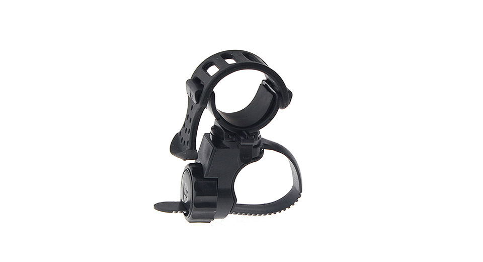 Image of 360 Degree Rotatable Quick Release Bicycle Light Mount Clamp Holder