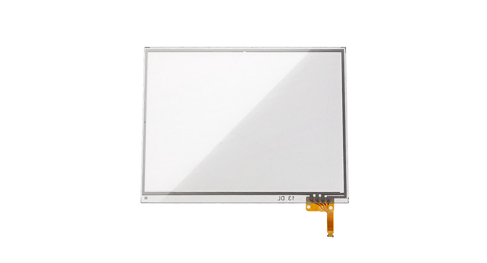 Tempered Glass Replacement Touch Screen Module for NDSi