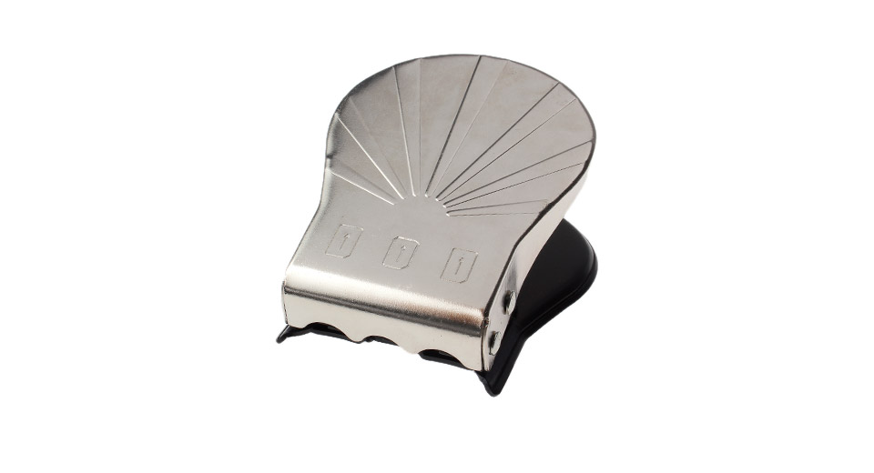 3-Port Stainless Steel Scallop Shaped Universal Card Cutter
