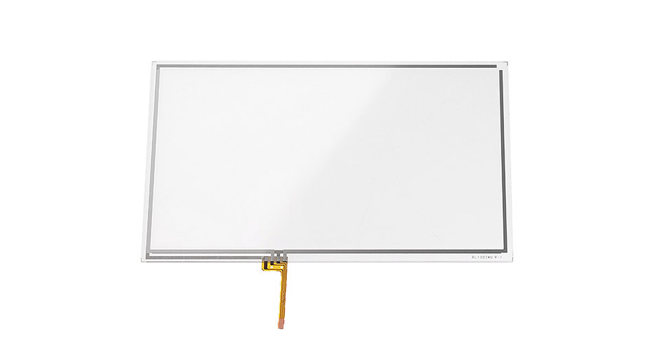 Tempered Glass Replacement Touch Screen Module for Wii U