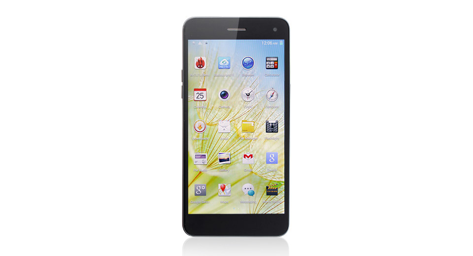 "Image of 909T 5.5"" Quad-Core Android 4.2 Jellybean 3G Smartphone (8GB)"