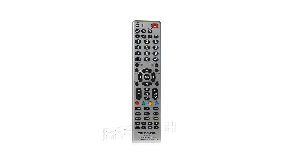 Product Image: chunghop-e-p912-led-tv-remote-controller-for