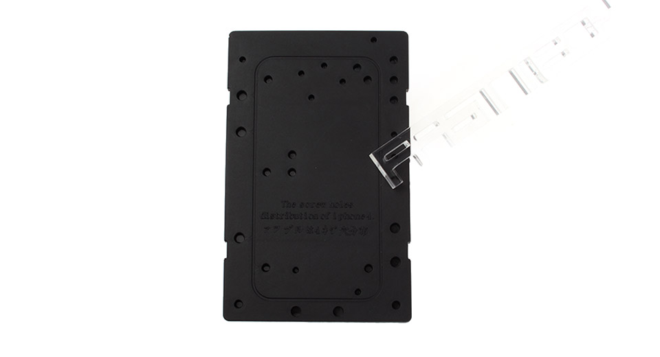 Screw Holes Distribution Memory Board for iPhone 4