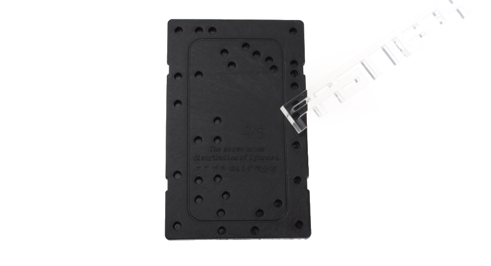 Screw Holes Distribution Memory Board for iPhone 4S