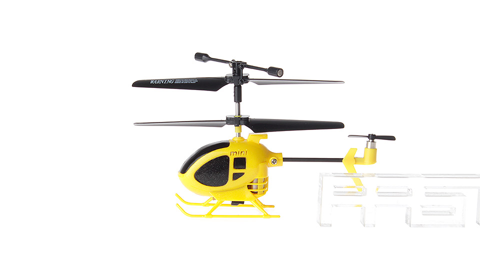 Authentic SYMA S6 3.5-Channel Mini Remote Control R/C Helicopter w/ Gyroscope