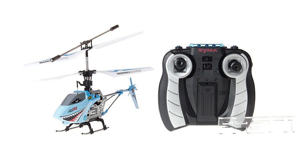 Authentic SYMA S800G 4-Channel Infrared Remote Control R/C Helicopter