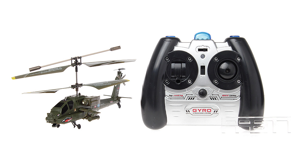 Authentic SYMA S109G 3-Channel Remote Control R/C Helicopter