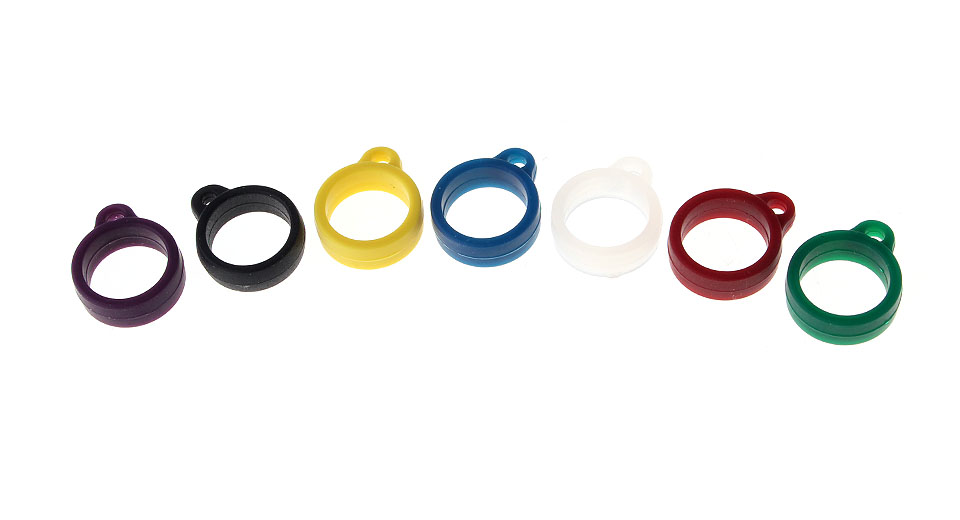 Product Image: silicone-ring-clips-for-e-cigarettes-7-pack