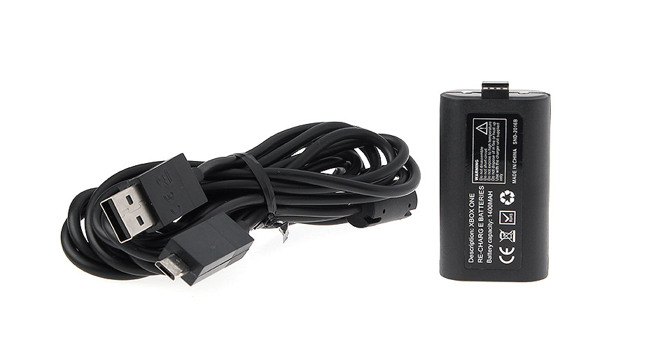 Image of 1400mAh Rechargeable Battery for Xbox One Controller